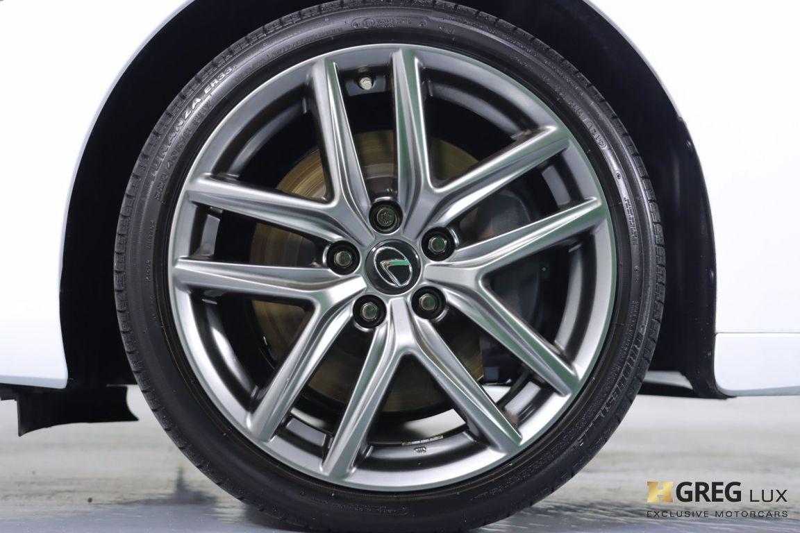 2019 Lexus IS IS 300 F SPORT #24