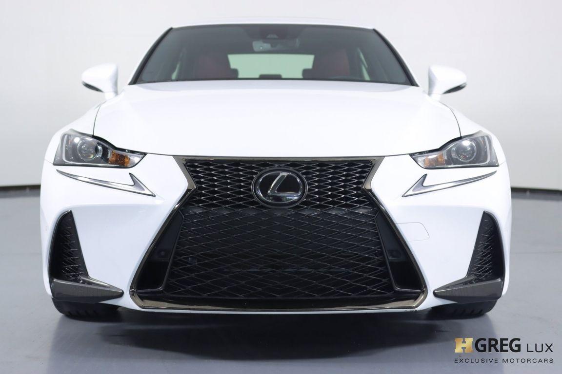 2019 Lexus IS IS 300 F SPORT #3