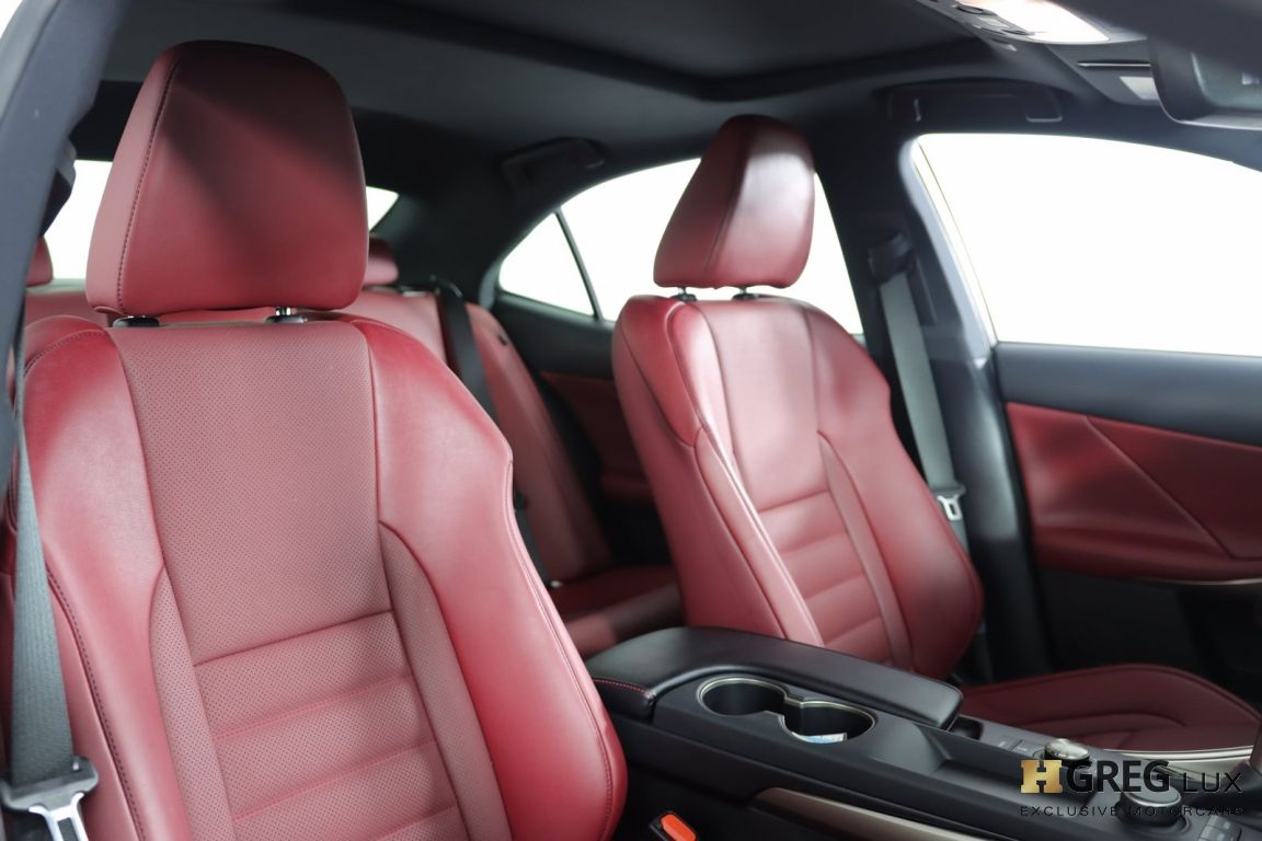2019 Lexus IS IS 300 F SPORT #33
