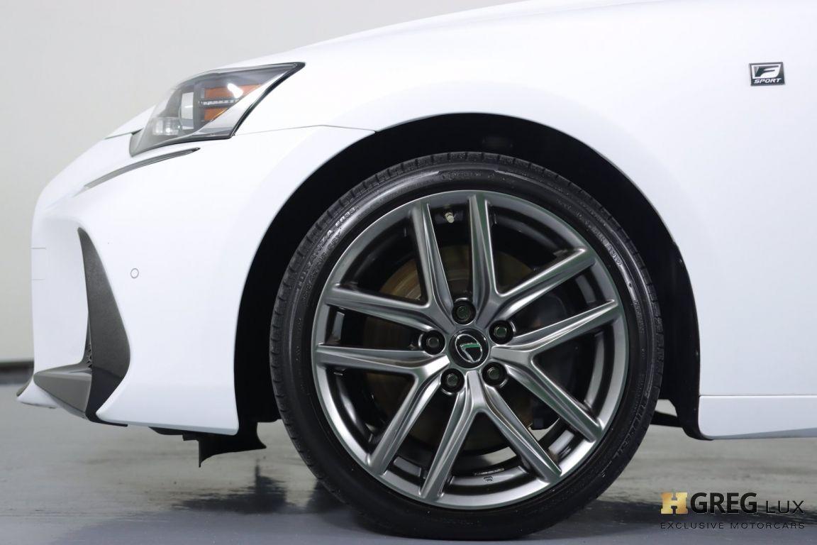 2019 Lexus IS IS 300 F SPORT #23