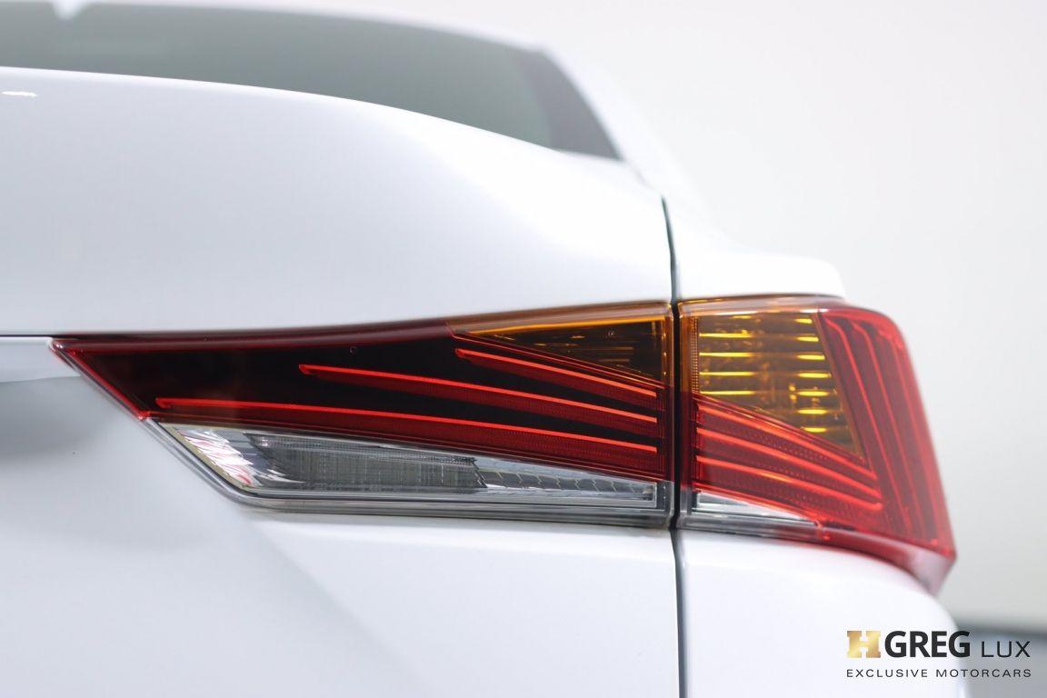 2019 Lexus IS IS 300 F SPORT #18