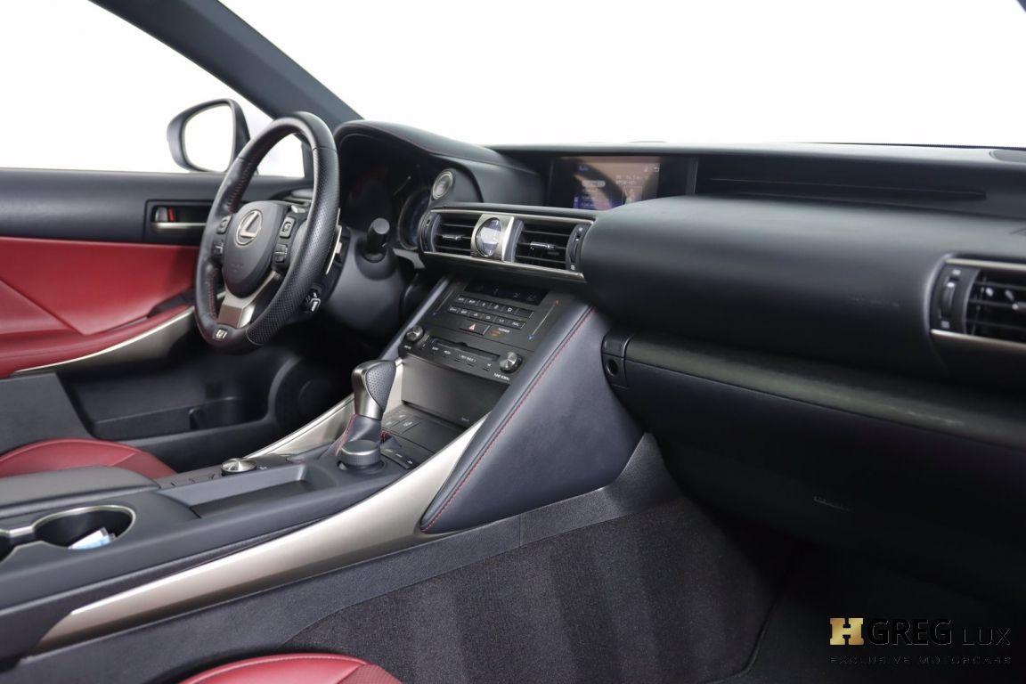 2019 Lexus IS IS 300 F SPORT #29