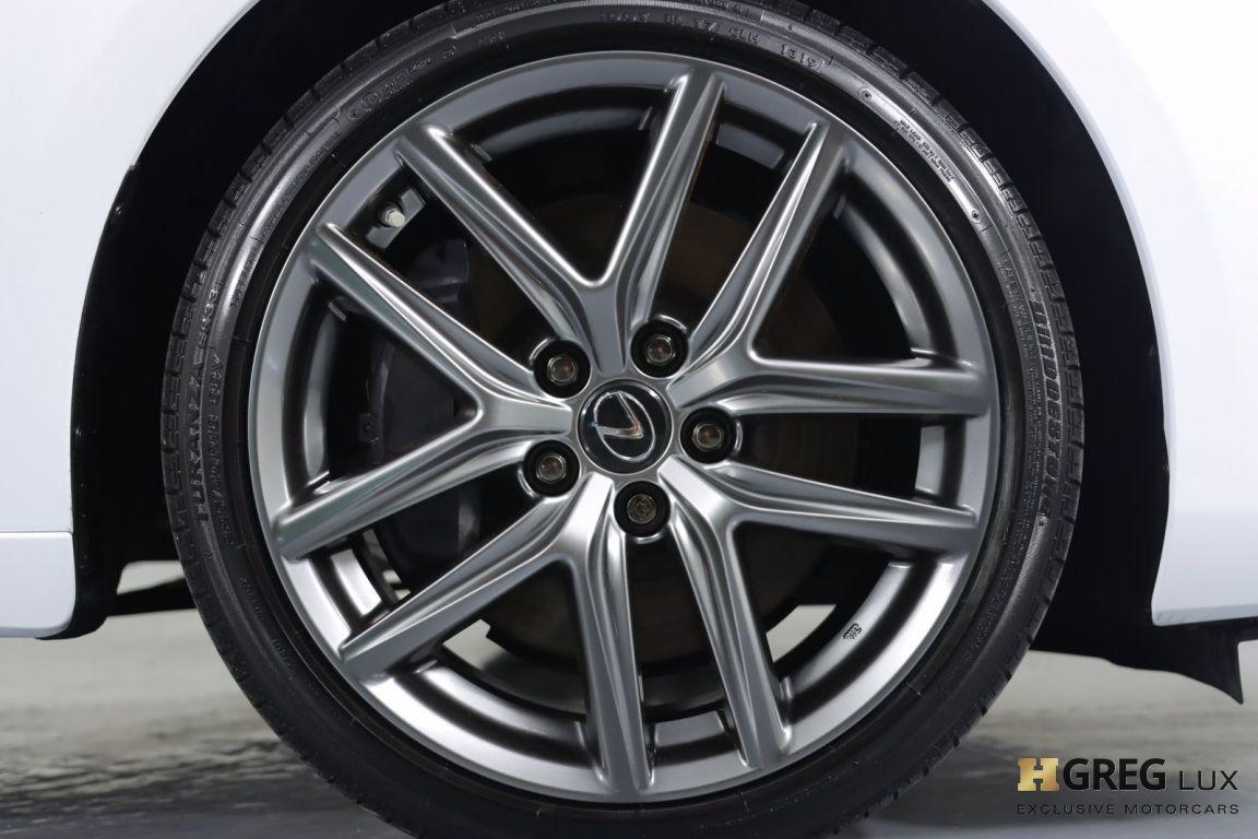2019 Lexus IS IS 300 F SPORT #12