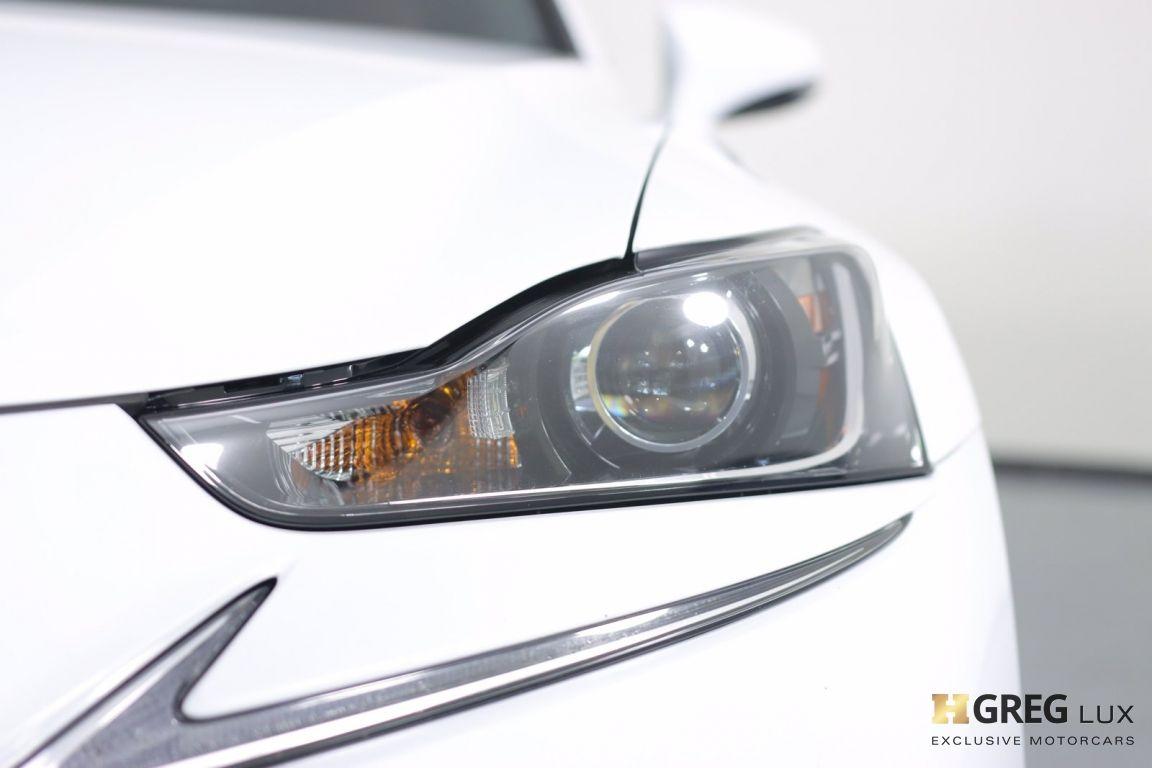 2019 Lexus IS IS 300 F SPORT #5