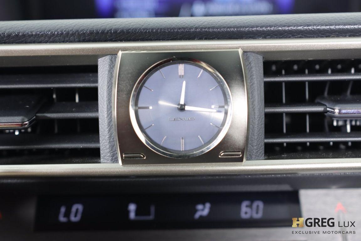 2019 Lexus IS IS 300 F SPORT #42