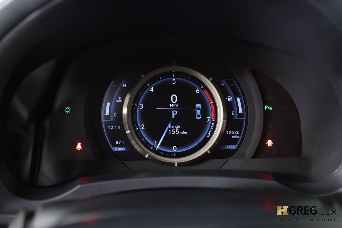 2019 Lexus IS IS 300 F SPORT #46