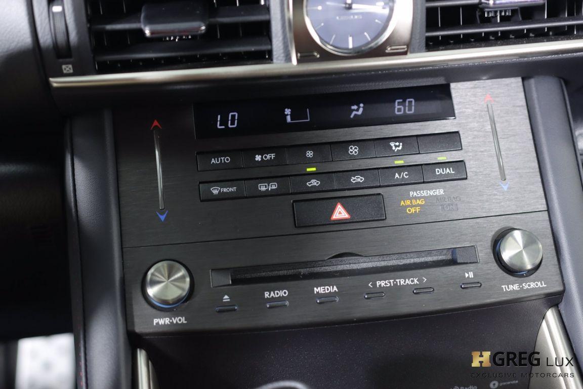 2019 Lexus IS IS 300 F SPORT #43