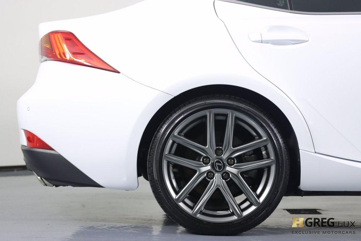 2019 Lexus IS IS 300 F SPORT #13