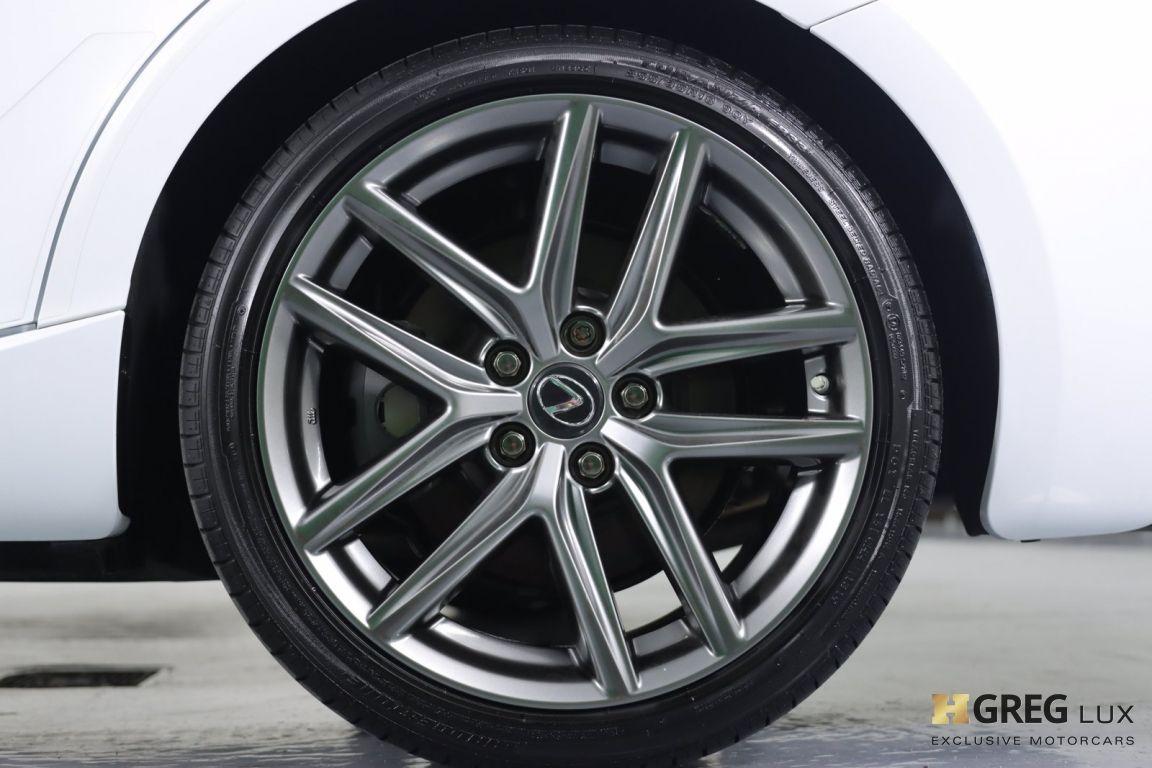 2019 Lexus IS IS 300 F SPORT #26