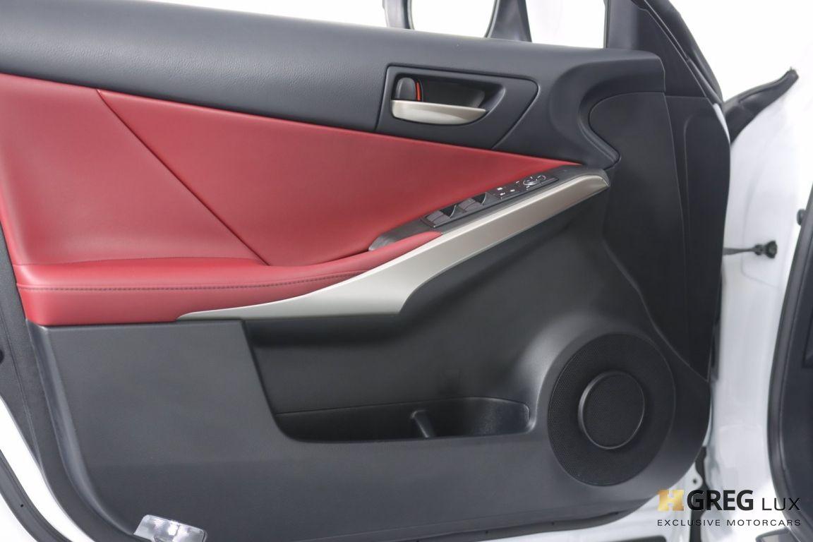 2019 Lexus IS IS 300 F SPORT #37