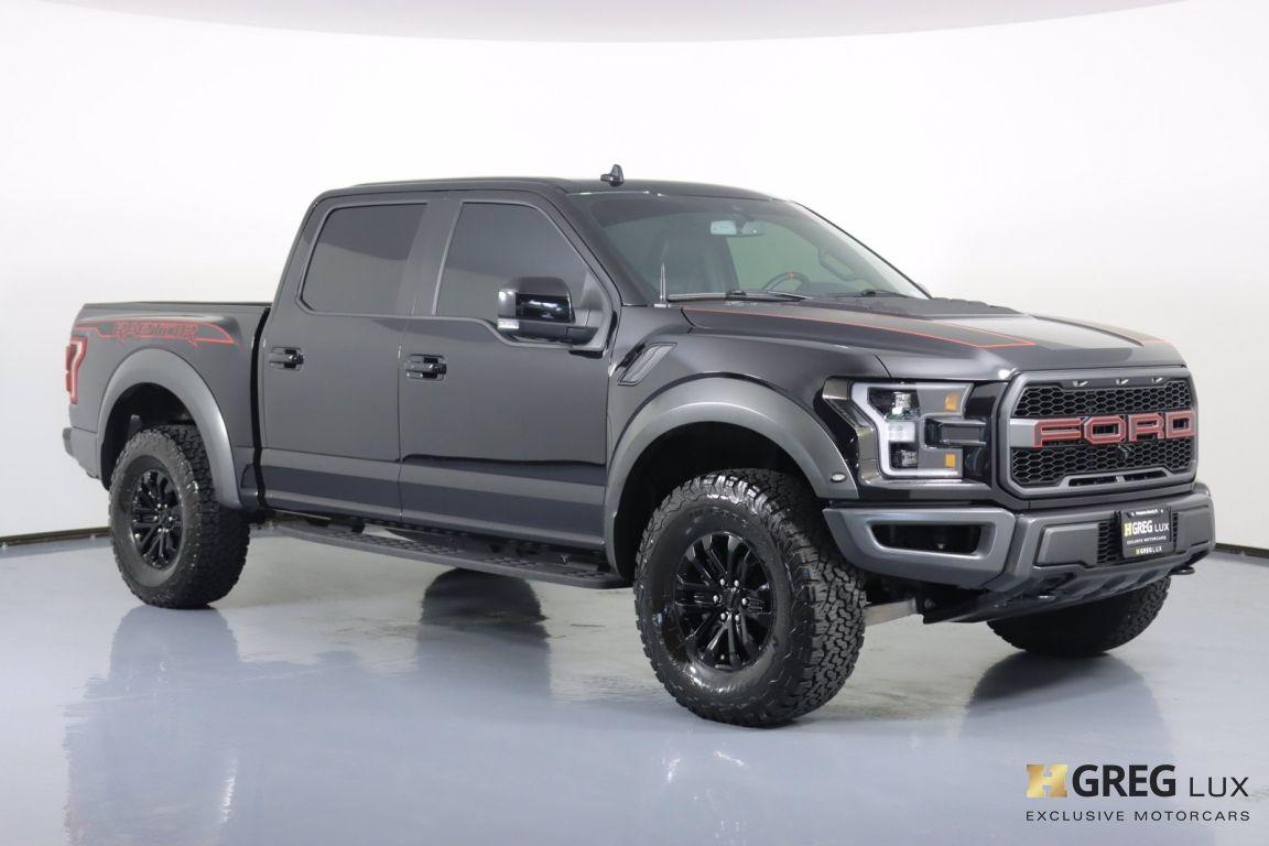 2020 Ford F 150 Raptor #9