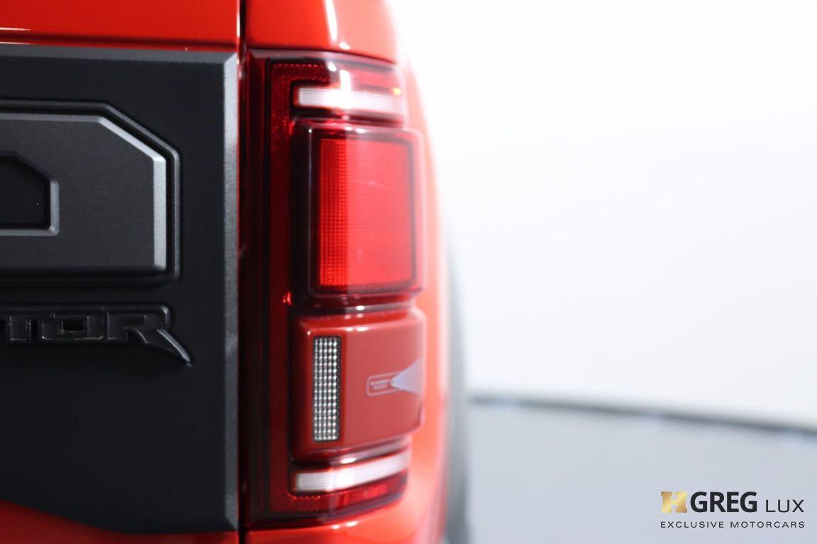 2020 Ford F 150 Raptor #18