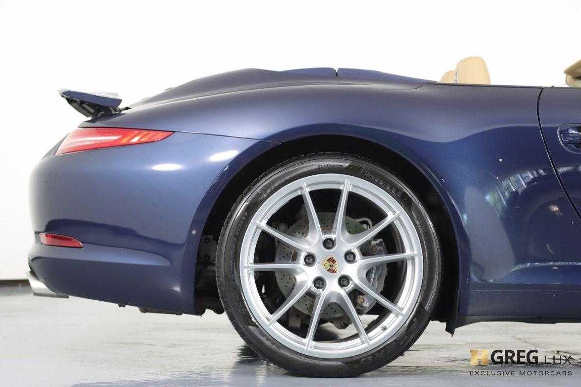 2014 Porsche 911  #16