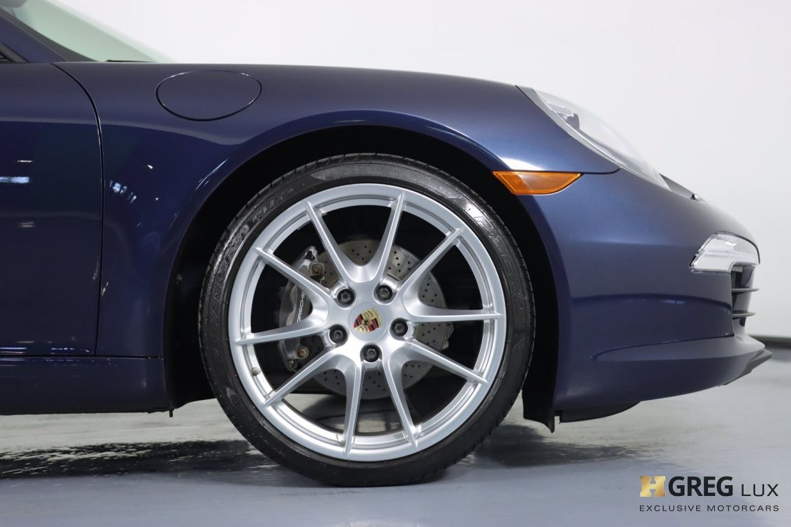 2014 Porsche 911  #14
