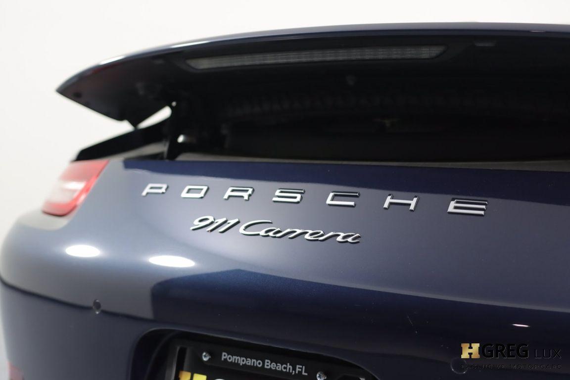 2014 Porsche 911  #22