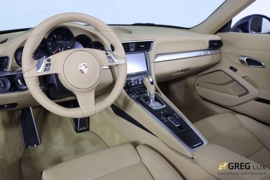 2014 Porsche 911  #1