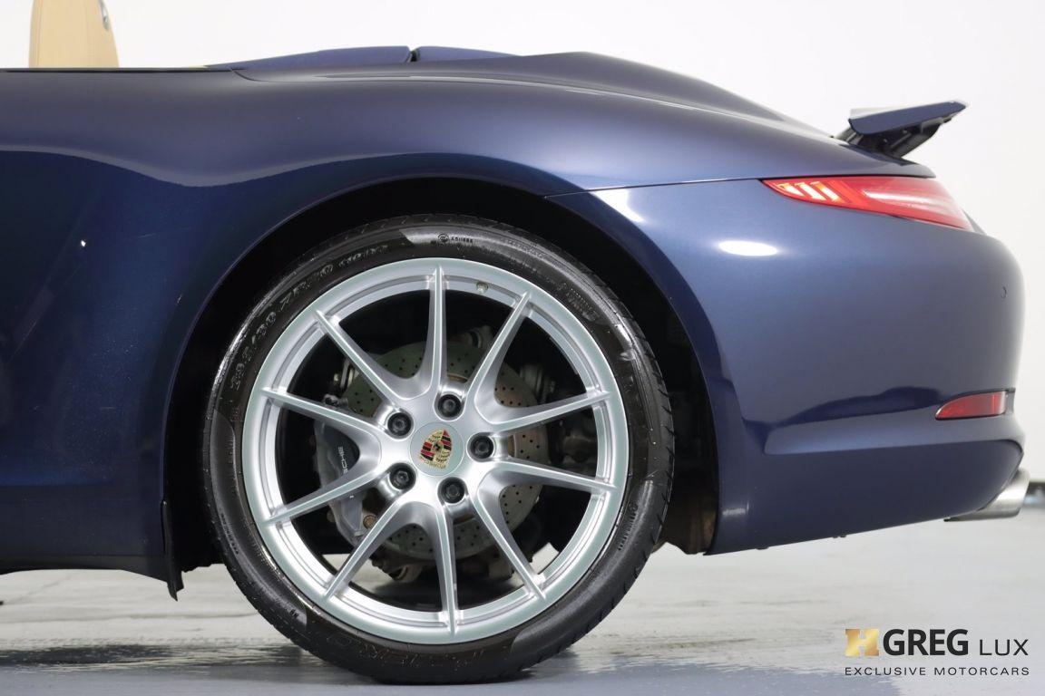2014 Porsche 911  #27