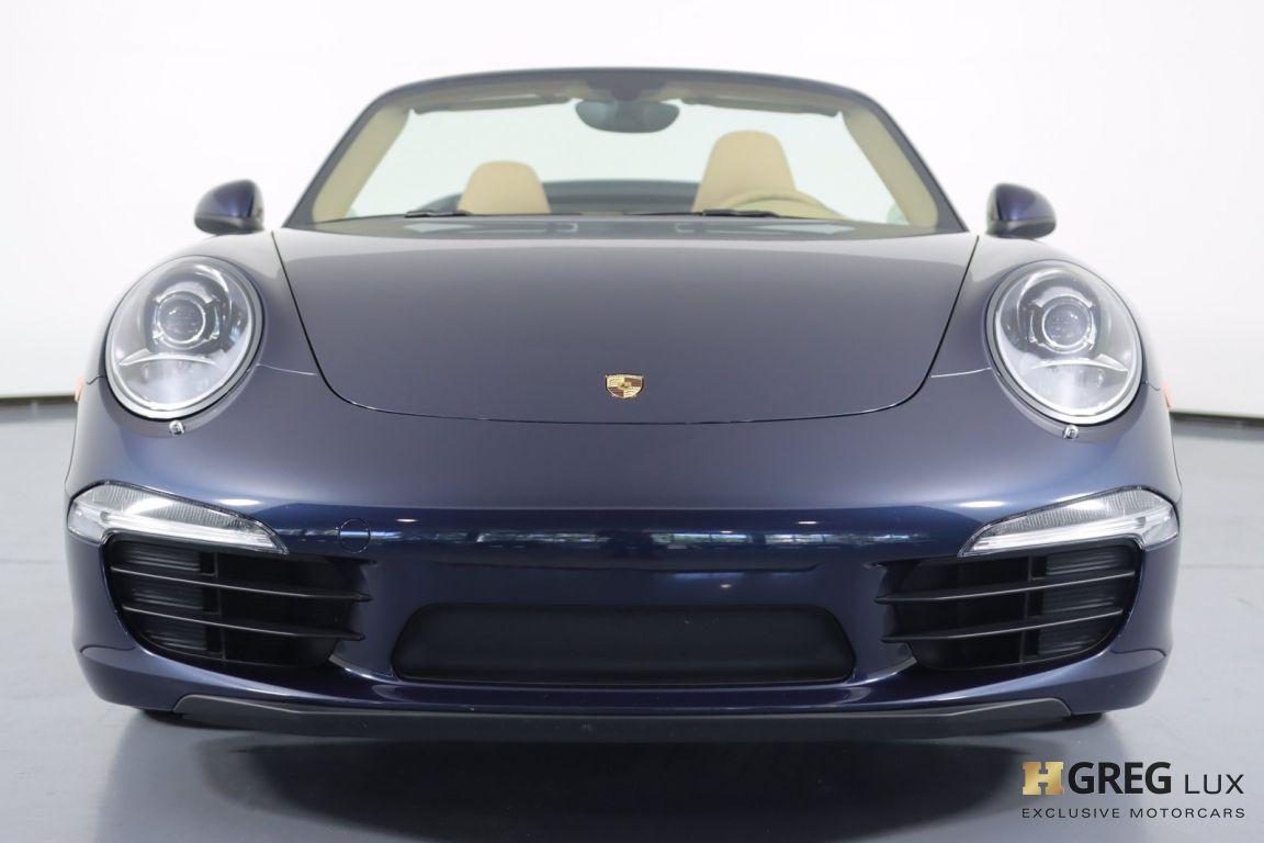2014 Porsche 911  #6