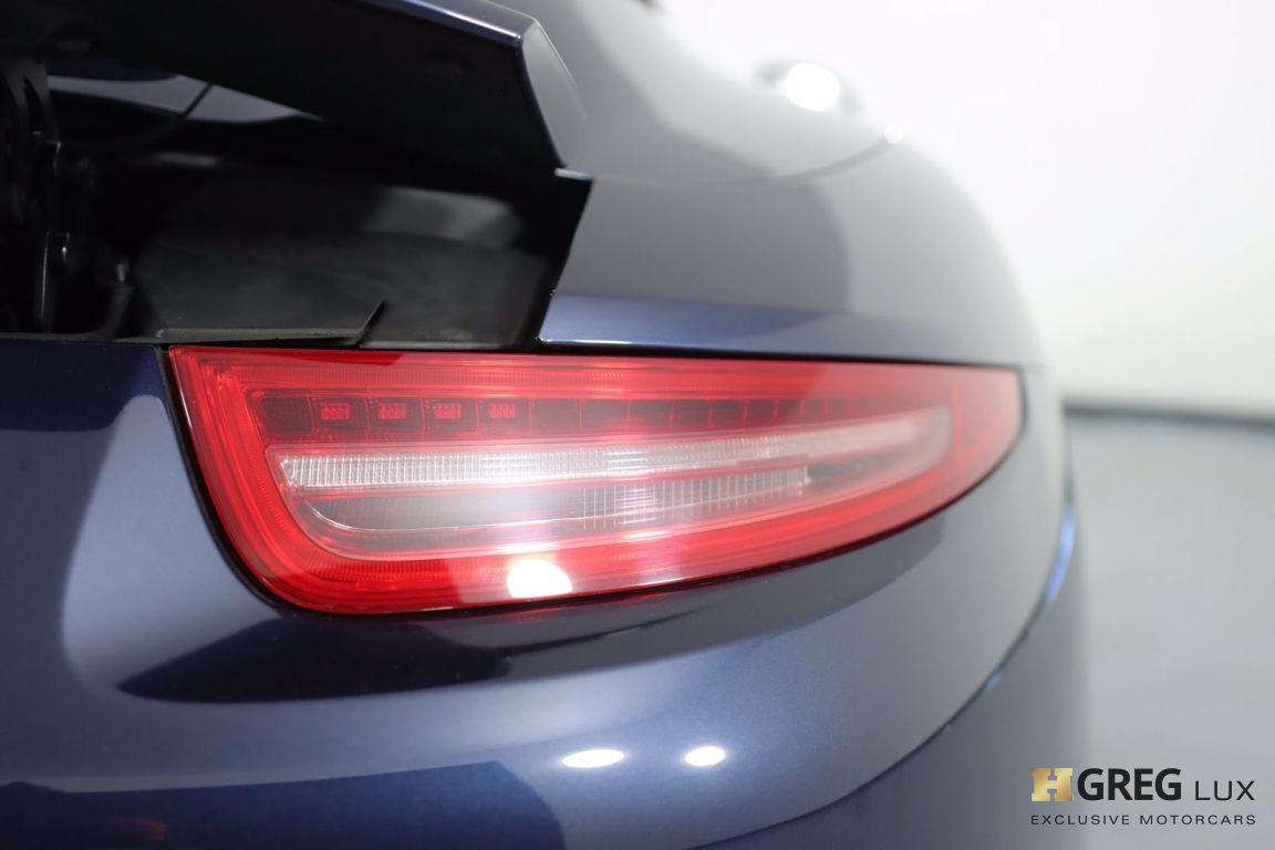 2014 Porsche 911  #21