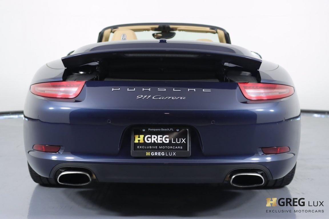 2014 Porsche 911  #19