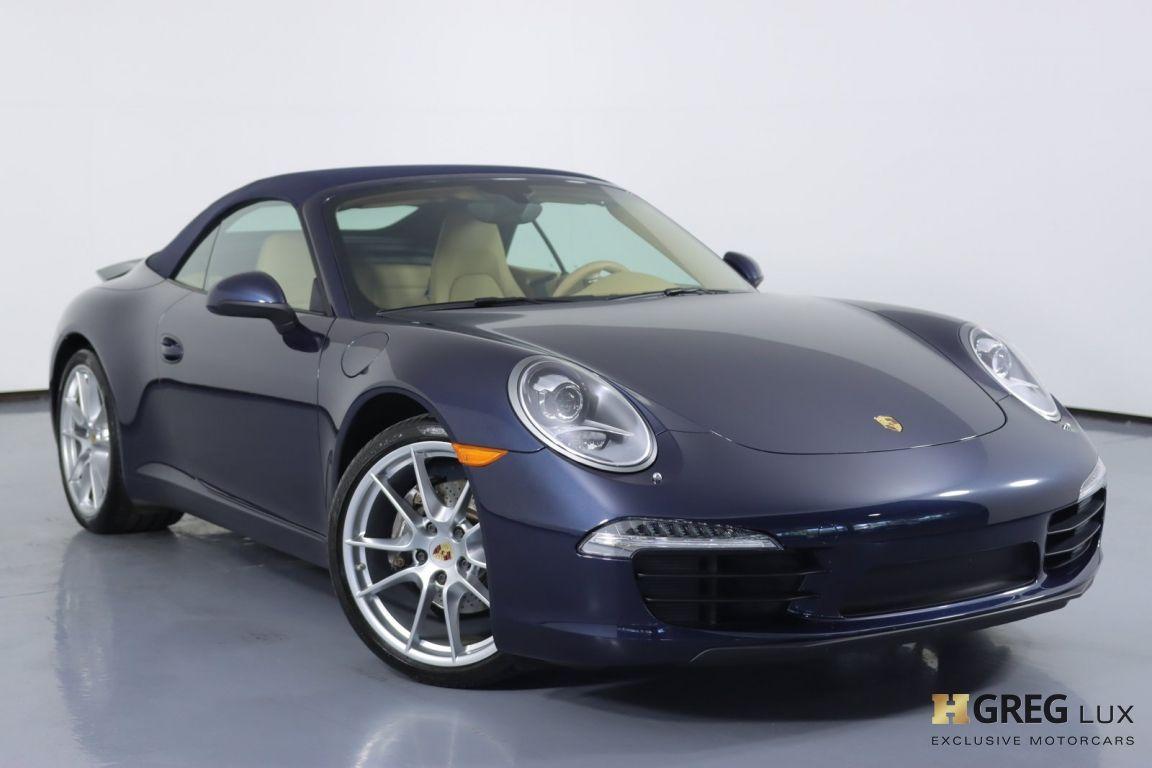 2014 Porsche 911  #4