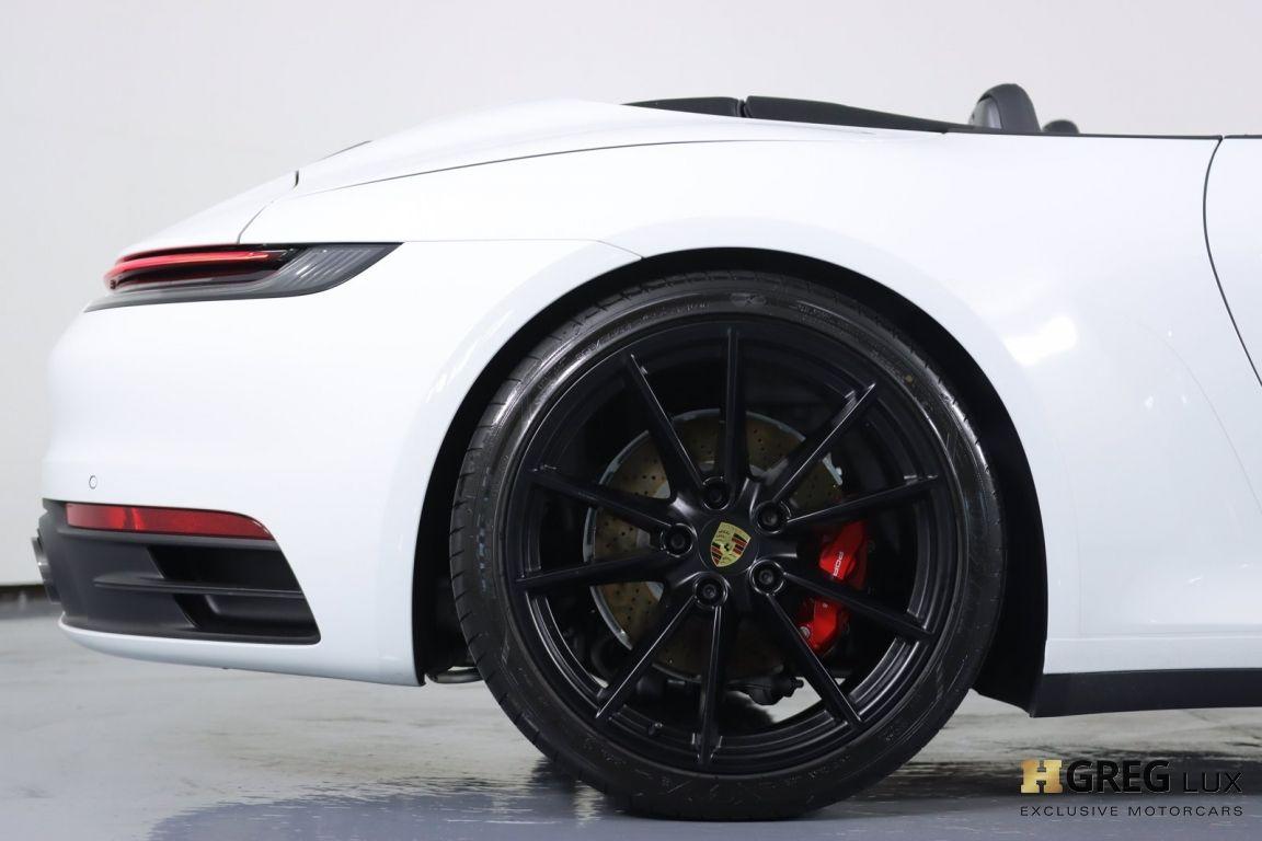 2020 Porsche 911 Carrera S #16