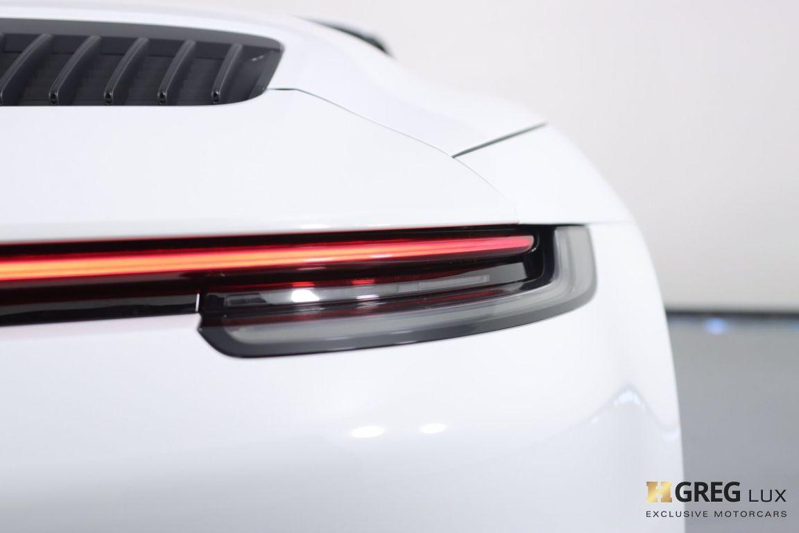 2020 Porsche 911 Carrera S #21