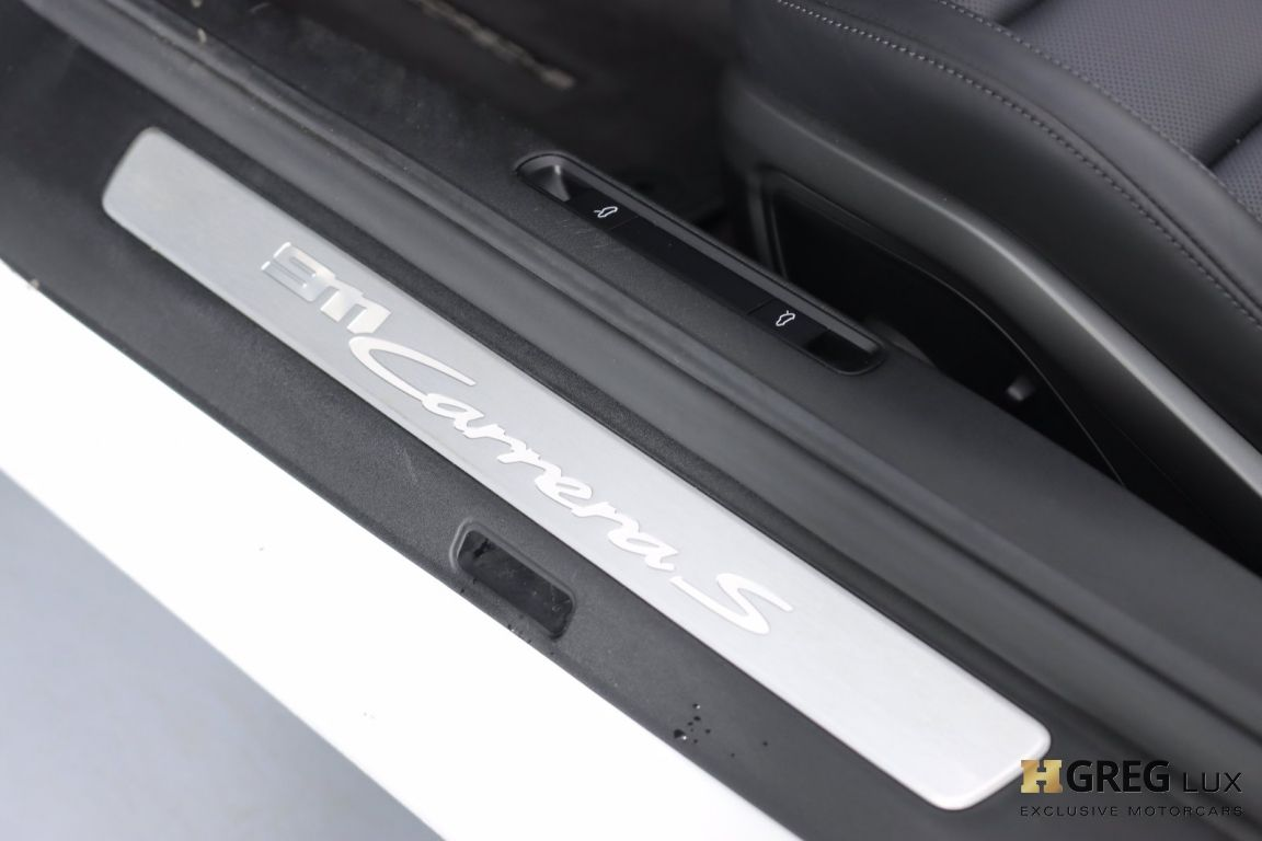2020 Porsche 911 Carrera S #42