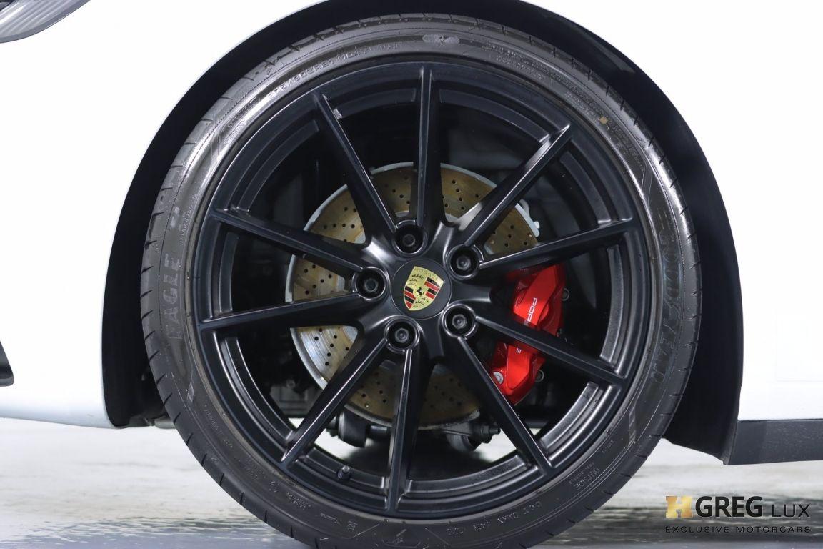 2020 Porsche 911 Carrera S #17