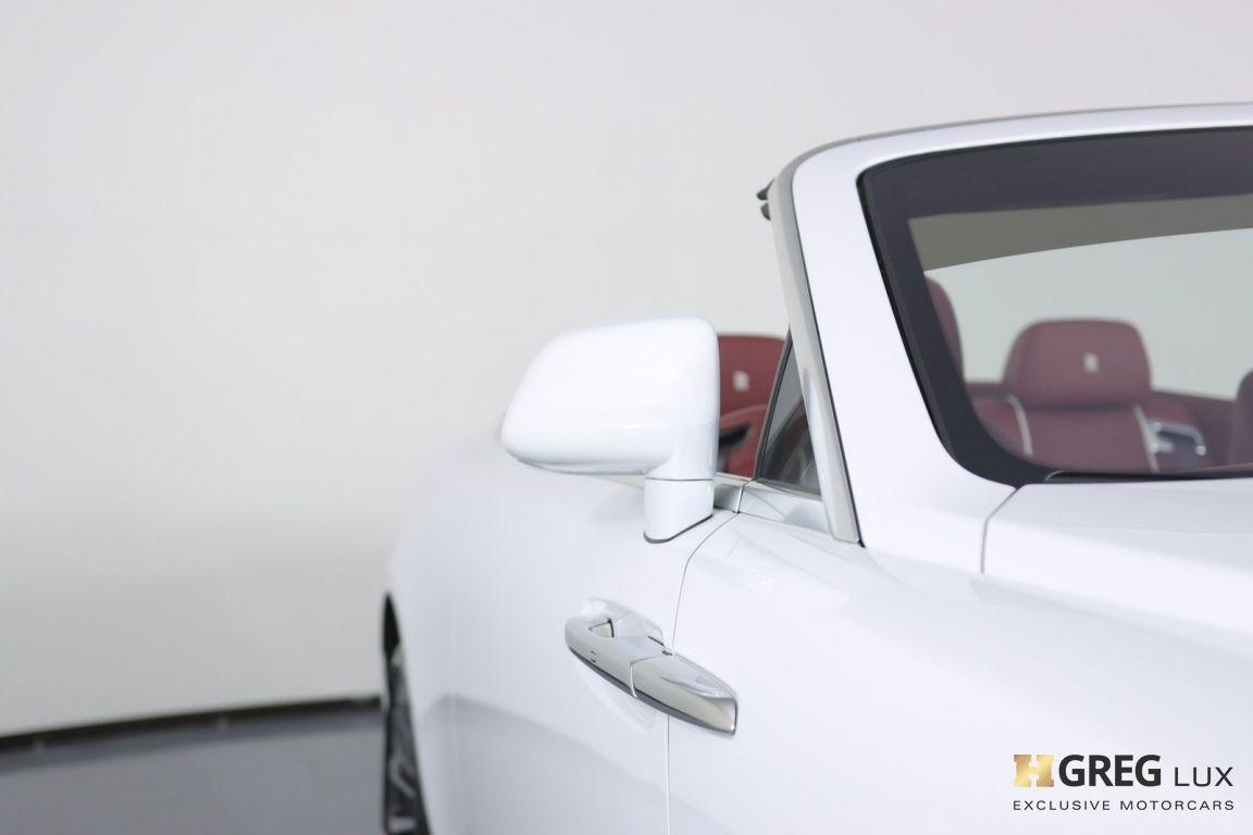 2018 Rolls Royce Dawn  #9