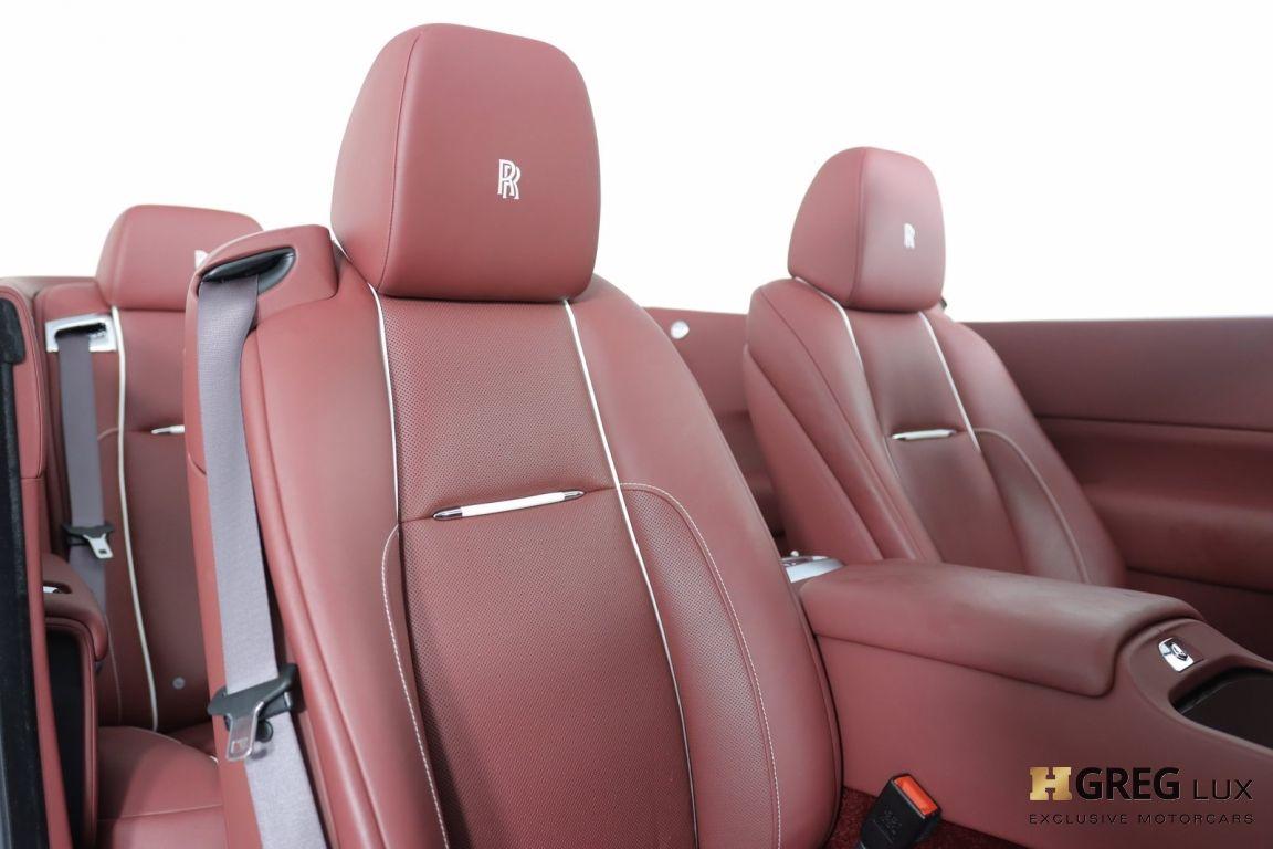 2018 Rolls Royce Dawn  #34