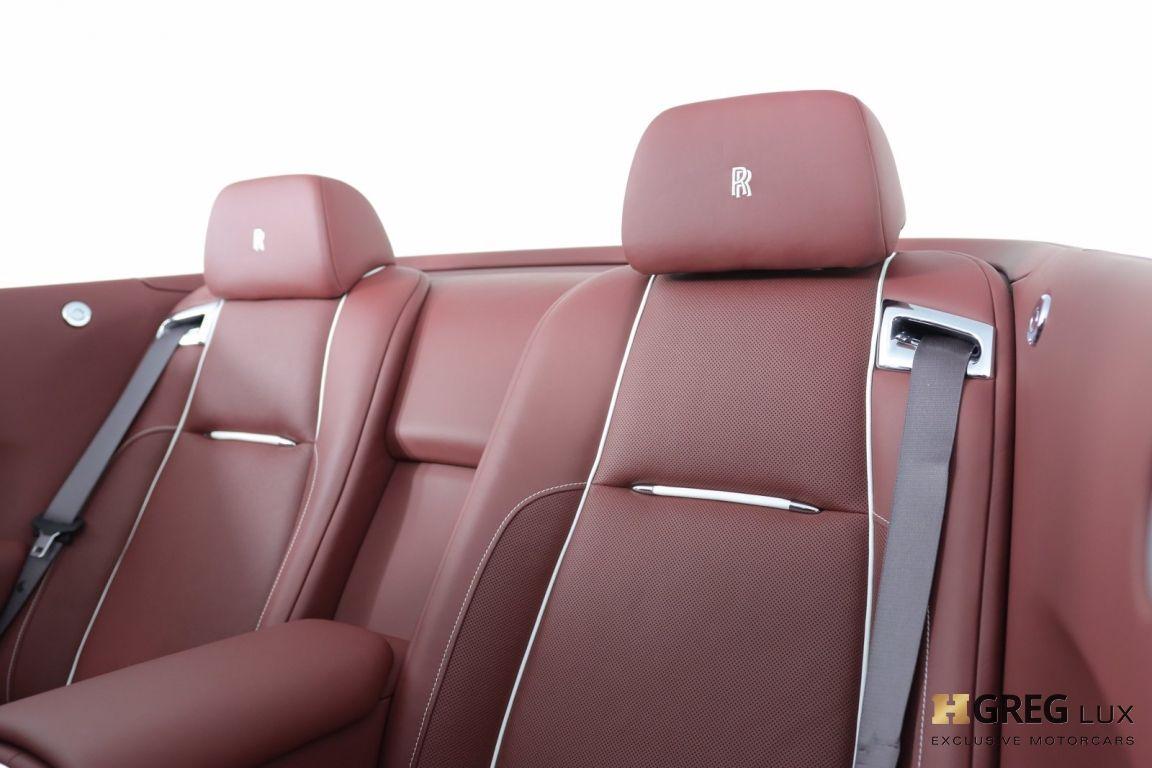 2018 Rolls Royce Dawn  #32