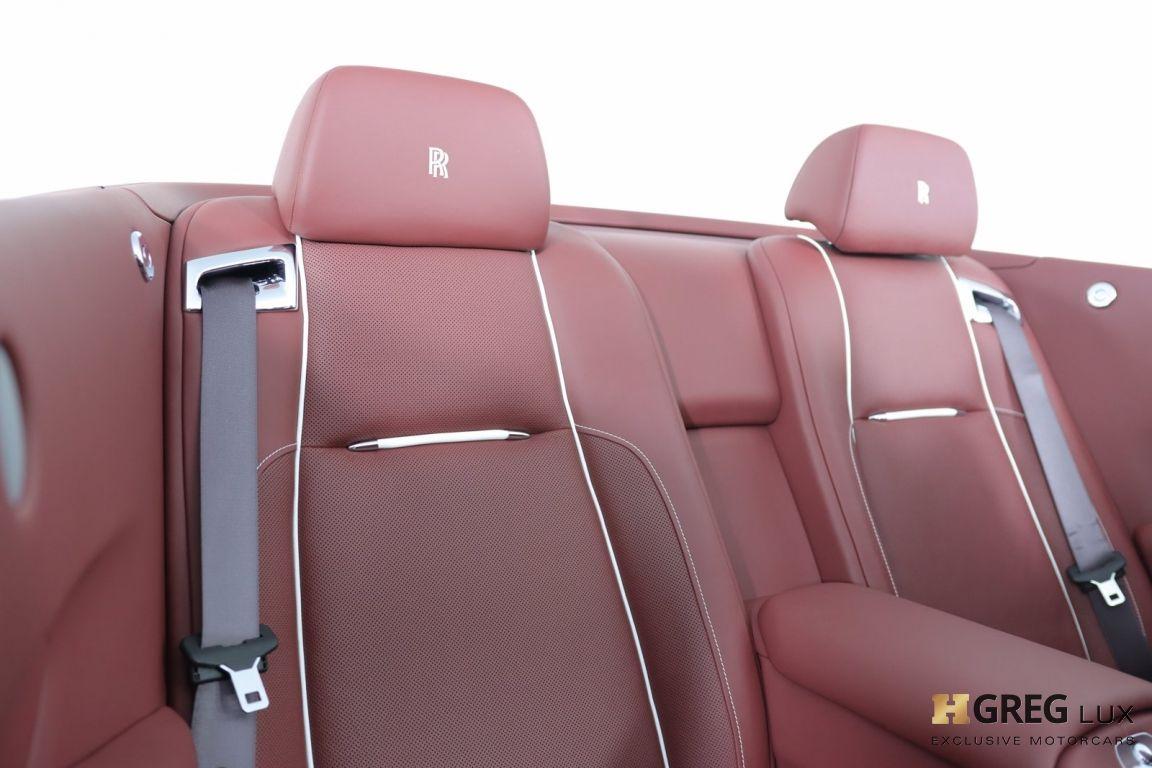 2018 Rolls Royce Dawn  #36