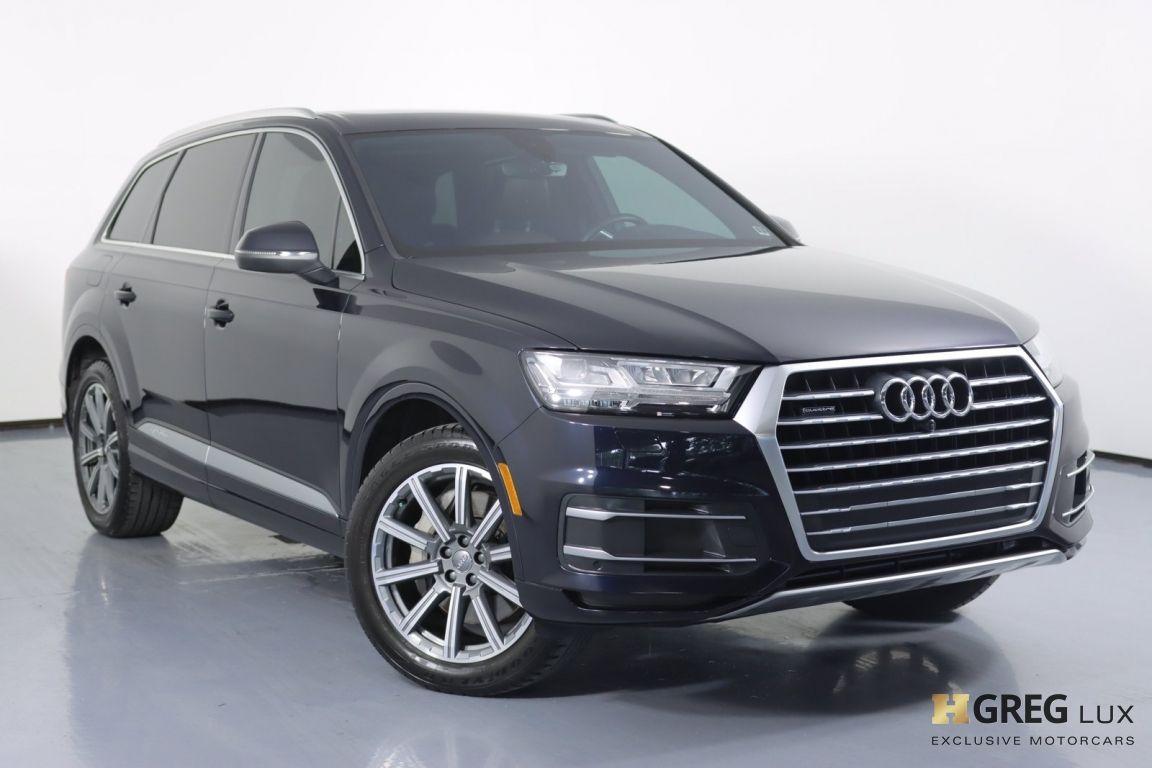 2018 Audi Q7 Premium Plus #0