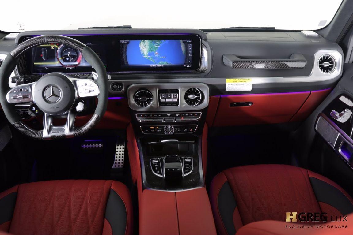 2021 Mercedes Benz G Class AMG G 63 #57