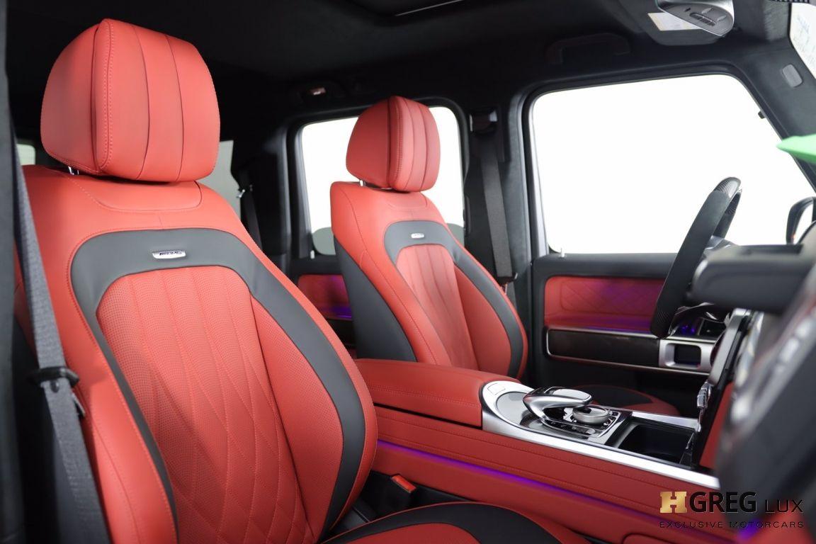 2021 Mercedes Benz G Class AMG G 63 #33