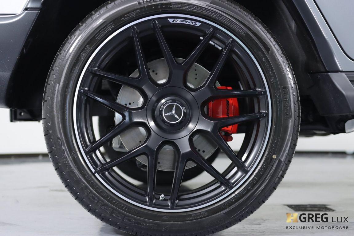 2021 Mercedes Benz G Class AMG G 63 #14