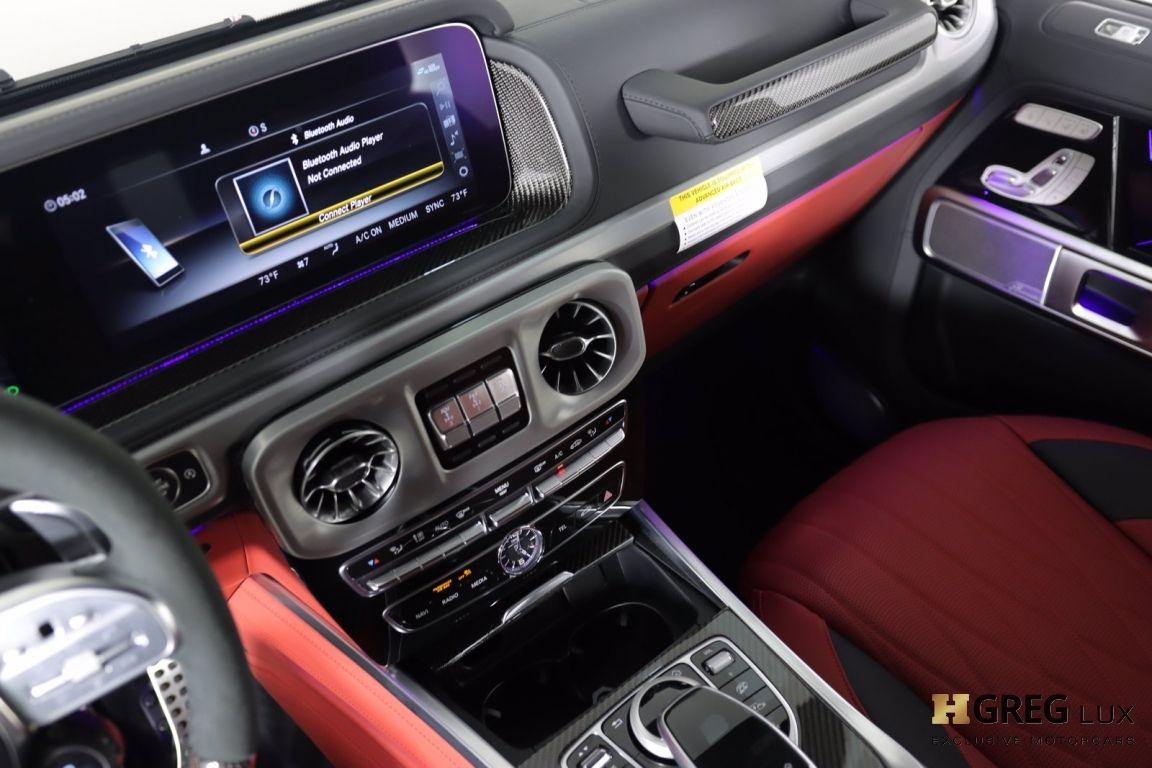 2021 Mercedes Benz G Class AMG G 63 #42