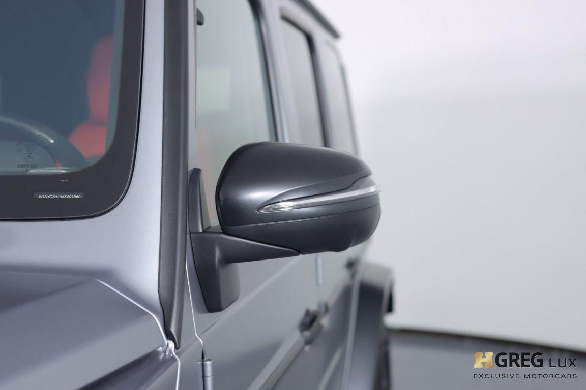 2021 Mercedes Benz G Class AMG G 63 #8
