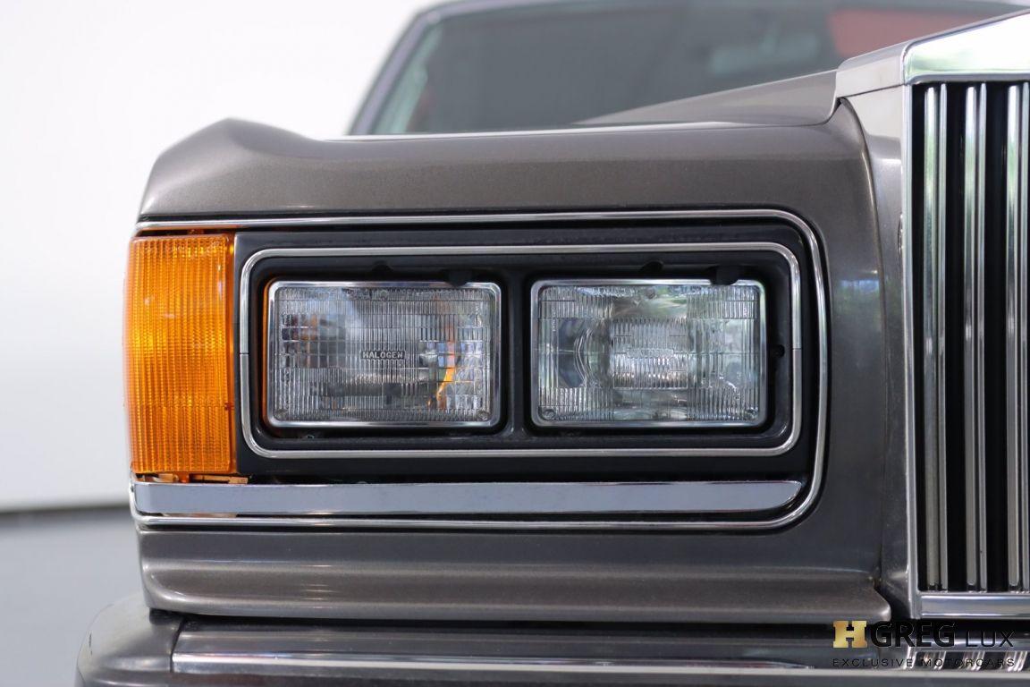 1986 Rolls Royce Silver Spur  #4
