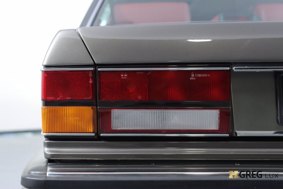 1986 Rolls Royce Silver Spur  #17
