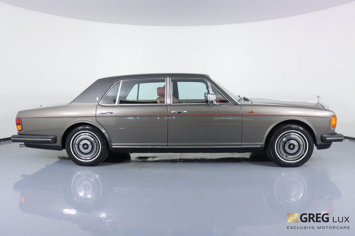 1986 Rolls Royce Silver Spur  #10