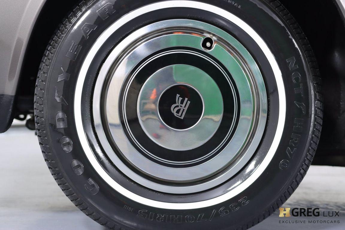 1986 Rolls Royce Silver Spur  #23