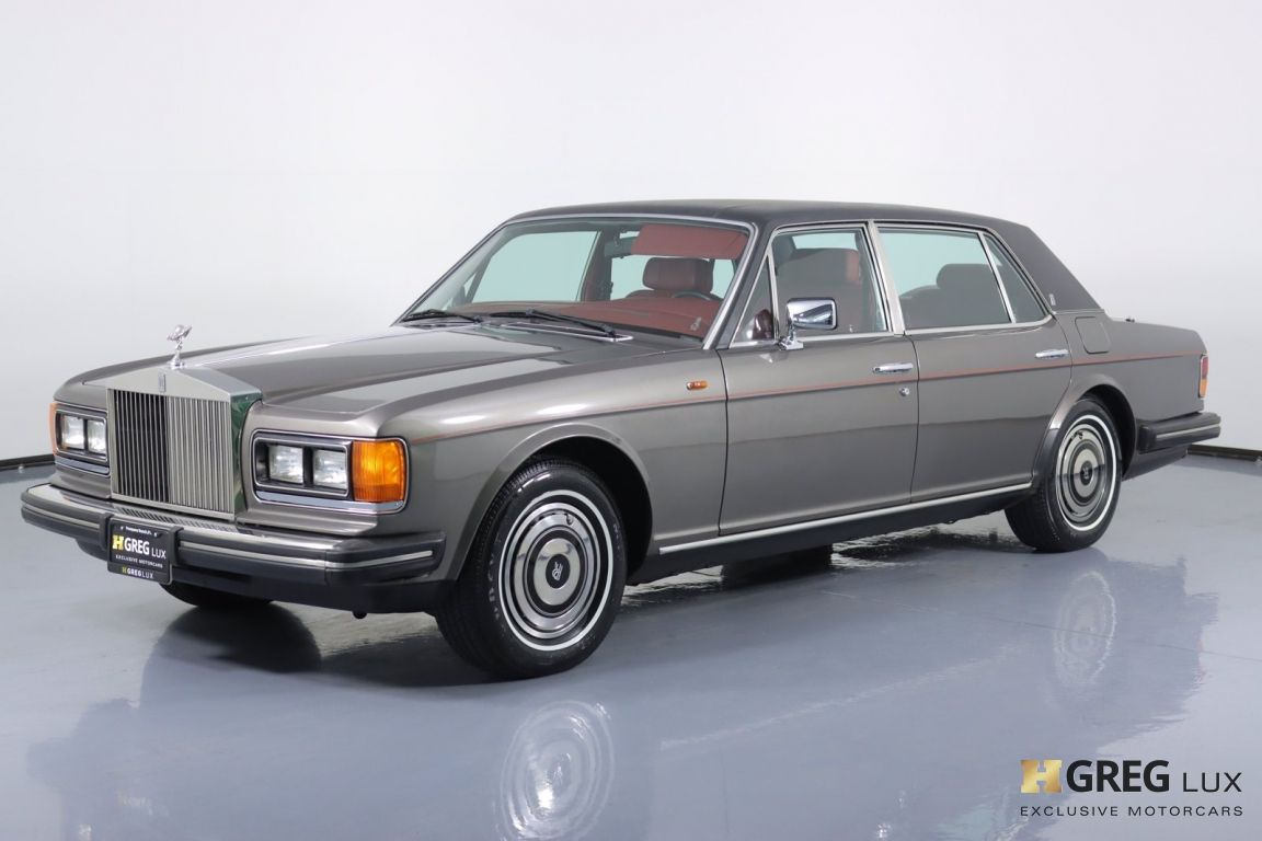 1986 Rolls Royce Silver Spur  #26