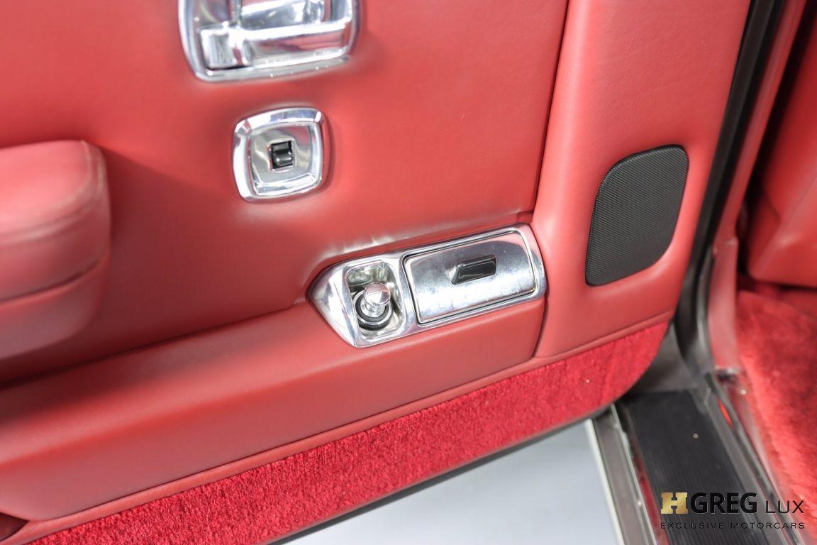 1986 Rolls Royce Silver Spur  #46
