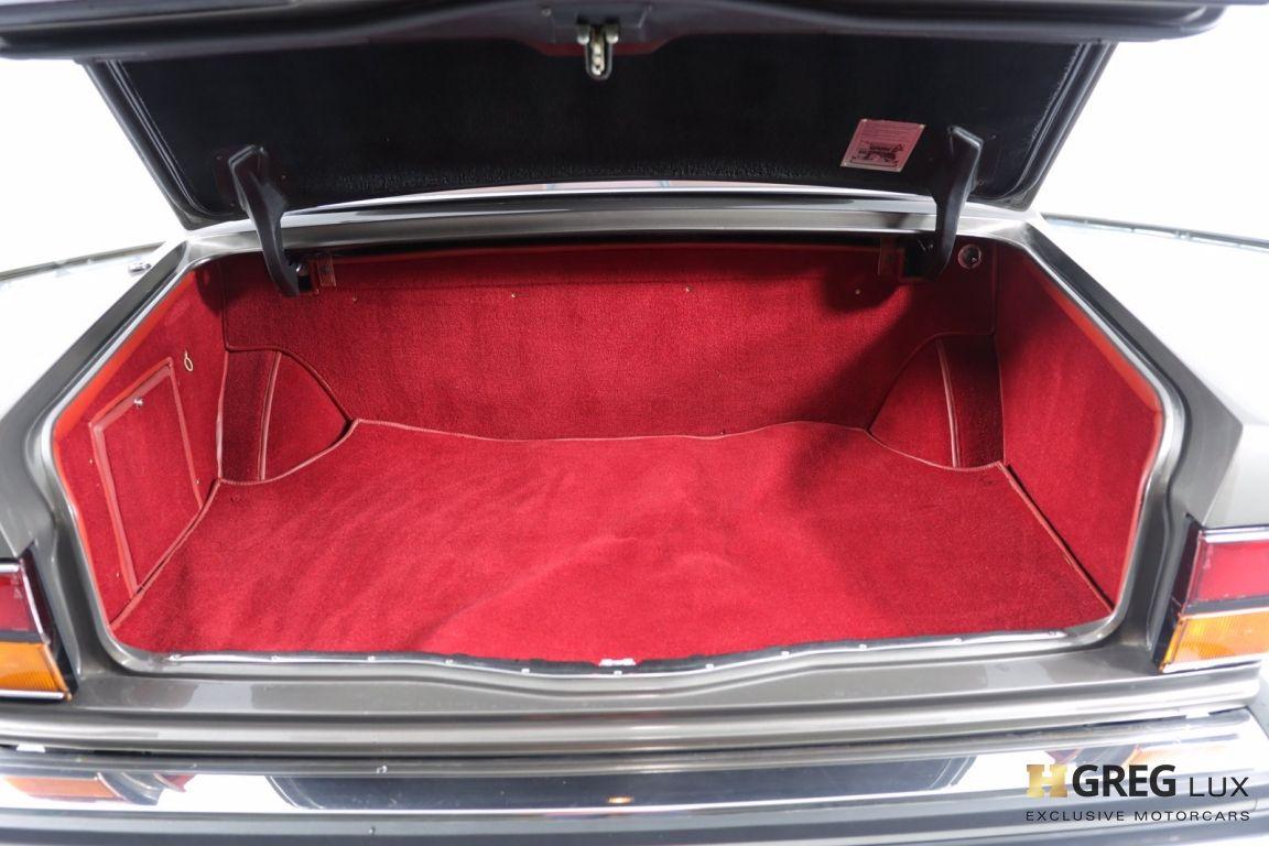 1986 Rolls Royce Silver Spur  #47
