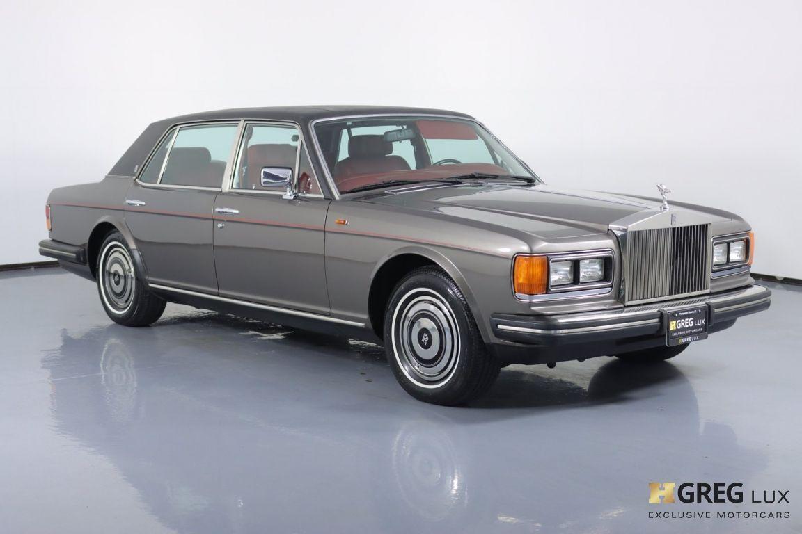 1986 Rolls Royce Silver Spur  #9