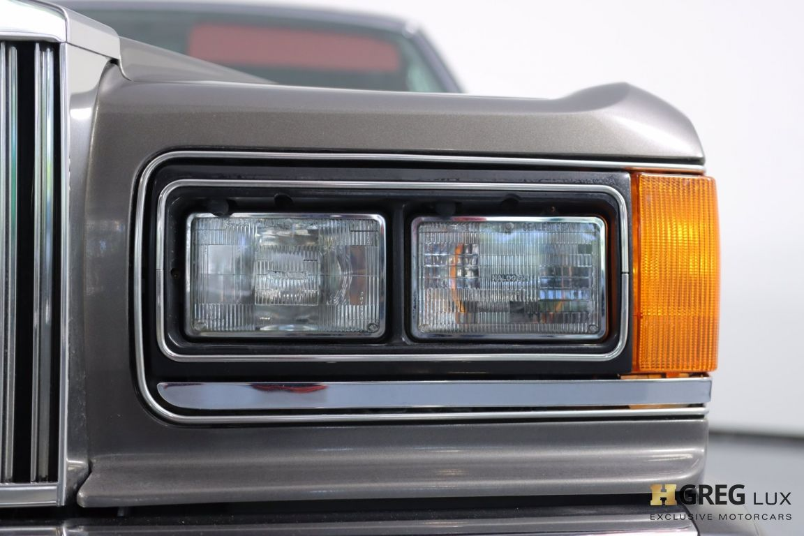 1986 Rolls Royce Silver Spur  #5