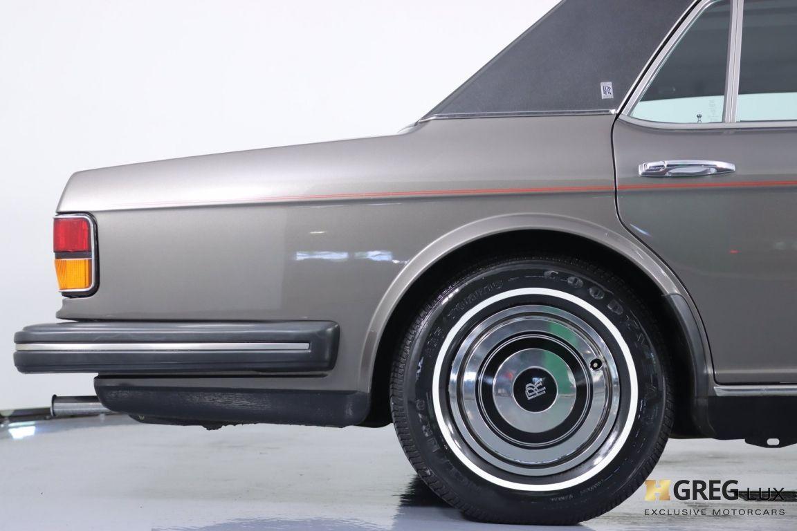 1986 Rolls Royce Silver Spur  #13