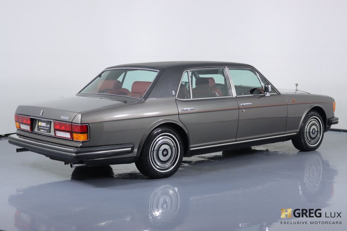 1986 Rolls Royce Silver Spur  #15